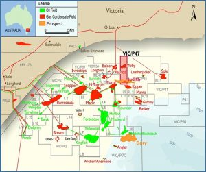 Offshore Gippsland Basin – Exploration Permit – Vic/P47